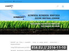 Miniaturka domeny krisoff.pl
