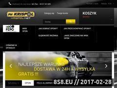 Miniaturka domeny www.krispol.net