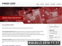Miniaturka domeny kriss-com.pl