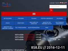 Miniaturka domeny www.kriw.pl