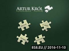 Miniaturka domeny www.krol-psychoterapia.pl
