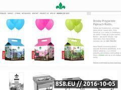 Miniaturka domeny kronen.com.pl