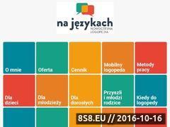 Miniaturka domeny krosno-najezykach.pl