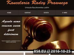 Miniaturka domeny www.krp-lublin.pl