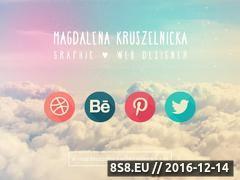 Miniaturka domeny www.kruszelnicka.pl