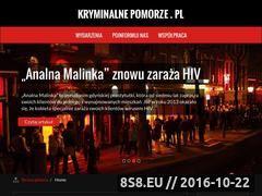 Miniaturka domeny kryminalnepomorze.pl
