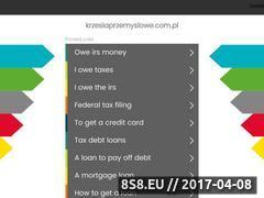 Miniaturka domeny krzeslaprzemyslowe.com.pl