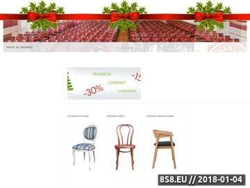 Zrzut strony Krzesła