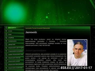 Zrzut strony Jasnowidz Krzysztoof Rybczyński tel 783262601