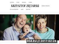 Miniaturka domeny www.krzysztofzietarski.pl