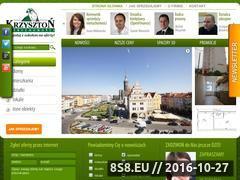 Miniaturka domeny www.krzyszton24.pl