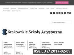 Miniaturka domeny www.ksa.edu.pl