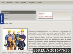 Miniaturka domeny ksdk.pl