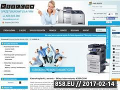Miniaturka domeny www.ksercom.pl