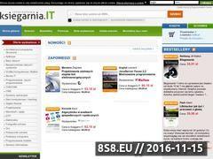 Miniaturka domeny www.ksiegarnia.it