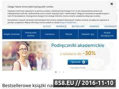 Miniaturka domeny ksiegarnia.pwn.pl