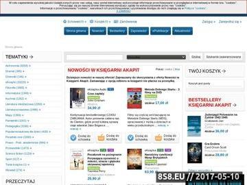 Zrzut strony Księgarnia Lębork - podręczniki, lektury, książki