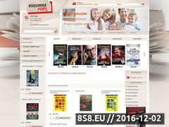 Miniaturka domeny ksiegarniaprim.pl