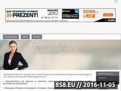 Miniaturka domeny ksiegowa-poznan.c0.pl