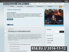 Miniaturka domeny ksiegowosc-dla-firm.pl