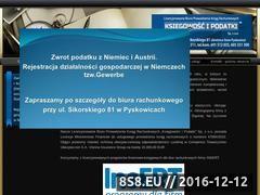 Miniaturka domeny ksiegowosc-podatki.eu