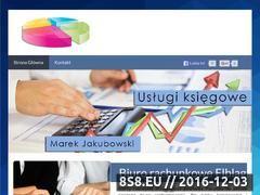 Miniaturka domeny www.ksiegowy-jakubowski.pl