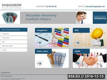 Zrzut strony Biuro rachunkowe Rybnik