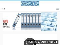 Miniaturka domeny www.ksieguje.eu