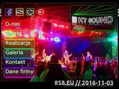 Miniaturka domeny ktsound.pl