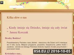 Miniaturka domeny www.kubus-puchatek.com.pl