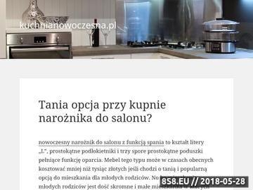 Zrzut strony Nowoczesna kuchnia ARAN cucine Warszawa
