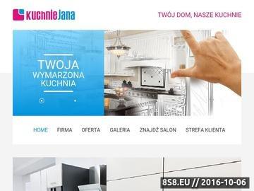 Zrzut strony Kuchnie, meble kuchenne - Suwałki, Białystok, Ełk, Augustów, Olecko i Giżycko
