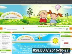 Miniaturka domeny www.kukusklep.pl