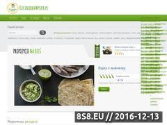 Miniaturka domeny www.kulinarnawyspa.pl