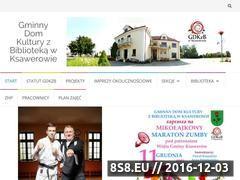 Miniaturka domeny kultura-ksawerow.pl