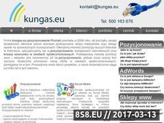 Miniaturka domeny www.kungas.eu