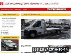 Miniaturka domeny kupieautowarszawa.pl