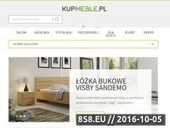 Miniaturka domeny www.kupmeble.pl