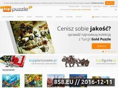 Miniaturka domeny www.kuppuzzle.pl