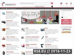 Miniaturka domeny www.kupujemy.pl