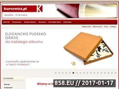 Miniaturka domeny www.kurcewicz.pl