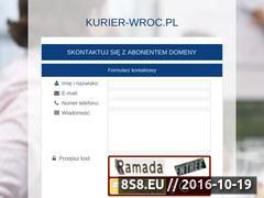Miniaturka domeny kurier-wroc.pl