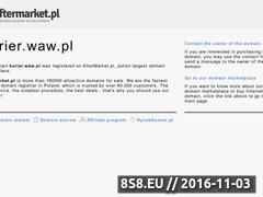 Miniaturka domeny kurier.waw.pl