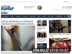 Miniaturka domeny www.kurierlubelski.pl