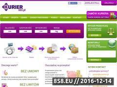 Miniaturka KurierMix.pl - Usługi kurierskie dla każdego! (www.kuriermix.pl)