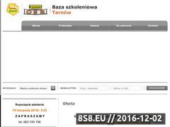 Miniaturka domeny kurs-operatora-koparkoladowarki-tarnow.pl