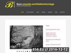 Miniaturka domeny www.kurs-rysowania.pl
