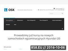 Miniaturka domeny www.kursant.info