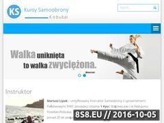 Miniaturka domeny www.kursysamoobrony.eu