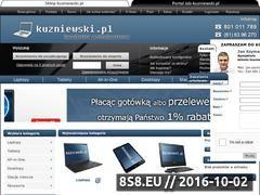 Miniaturka domeny www.kuzniewski.pl